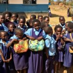 Let's Help Girls Stay In School This Giving Tuesday!