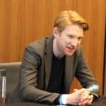 Star Wars: The Last Jedi Interview with Domhnall Gleeson