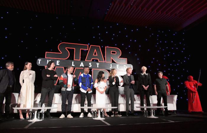 Star Wars: The Last Jedi Press Conference Recap & Highlights