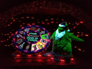 The Nightmare Before Christmas 2 - Haunted Mansion - Funtastic Life