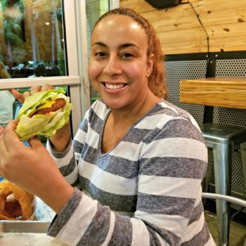 Drop the bun and go green with the 'Green Style' Beyond Burger at BurgerFi
