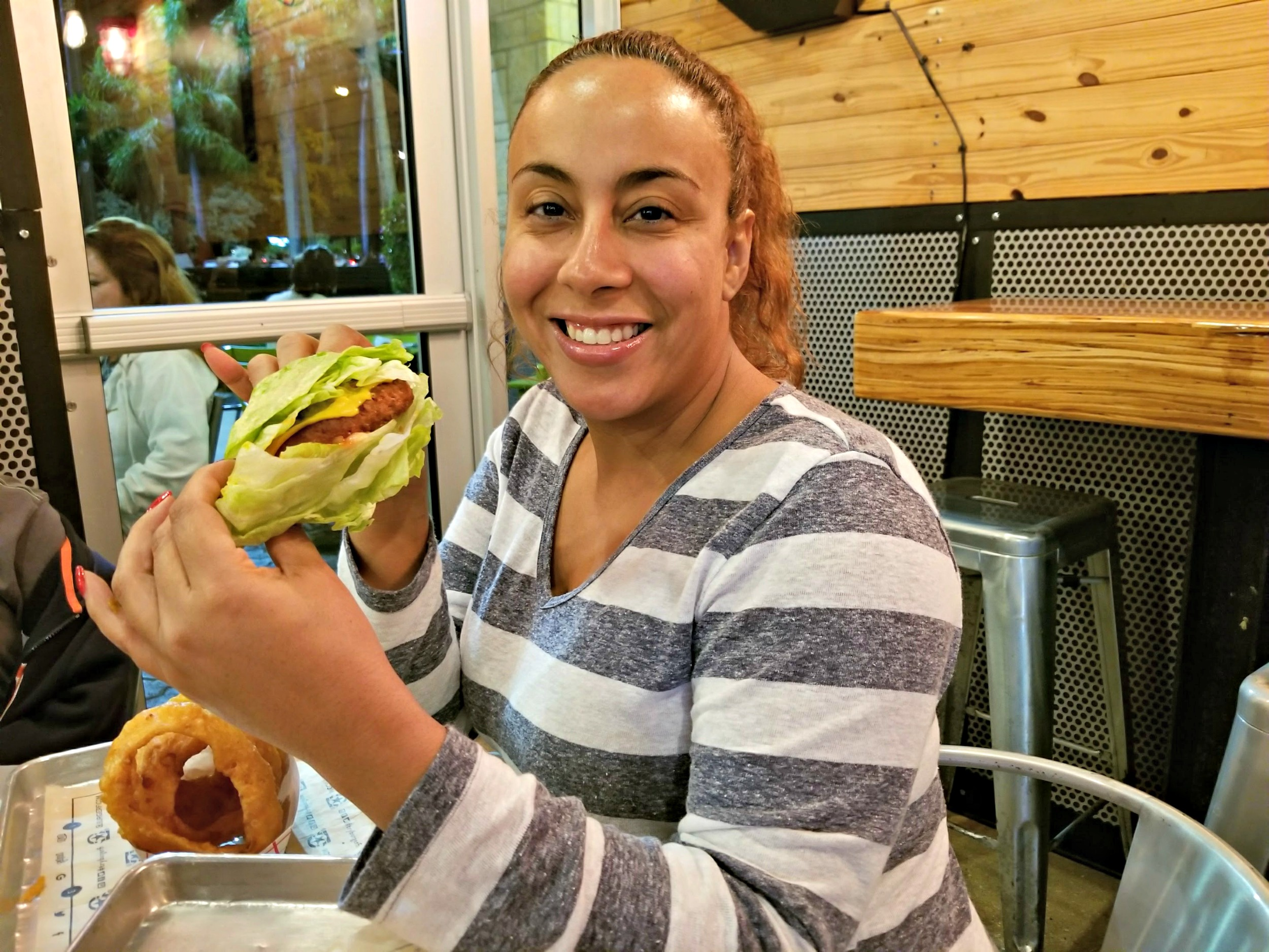 Drop The Bun And Go Green With The Green Style Beyond Burger At Burgerfi Funtastic Life