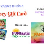 Disney Family Movies Free Preview Week ($100 Disney Gift Card Giveaway)