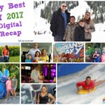 My Best of 2017 Digital Recap
