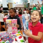 Our First Christmas Toy Drive Blessed Over 140 Students with Gifts!