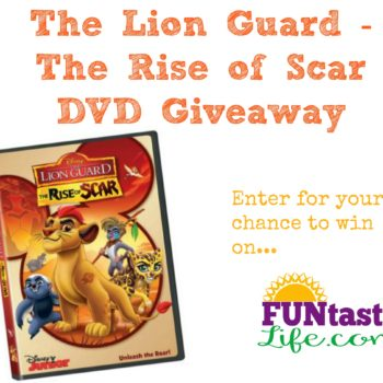 The Lion Guard – The Rise of Scar DVD Giveaway