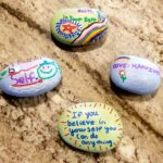Same Kind of Different as Me Inspired Kindness Rocks