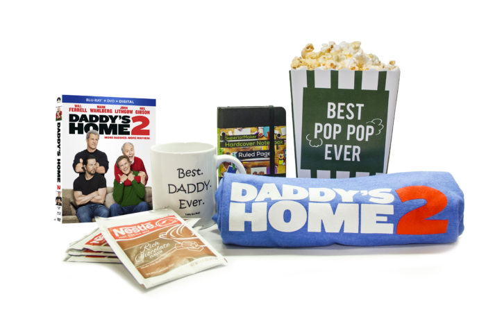 Daddy's Home 2 Movie Night In