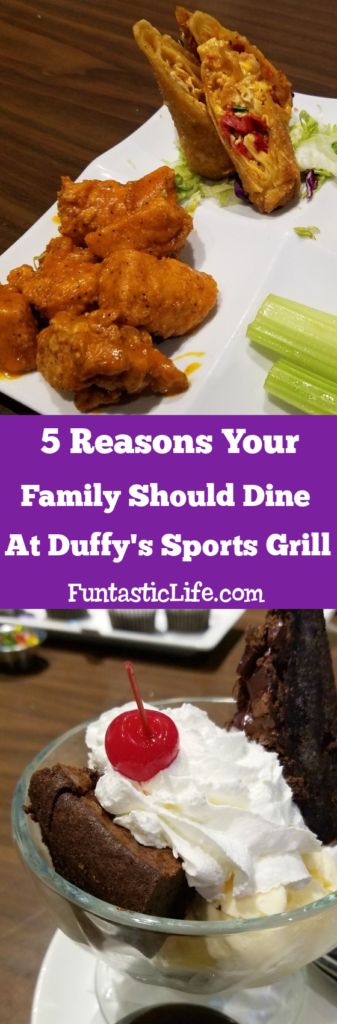 Duffy's Sports Grill Pin
