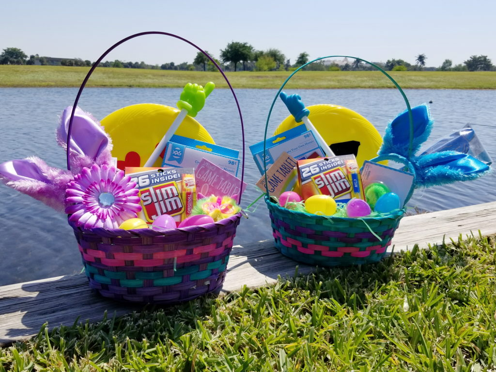 Easter Basket Creation Tips