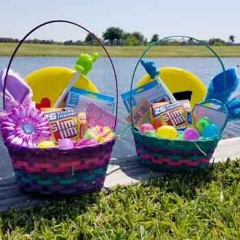 Easter Basket Creation Tips (+ Slim Jim Sweepstakes for $100 Walmart Gift Card)