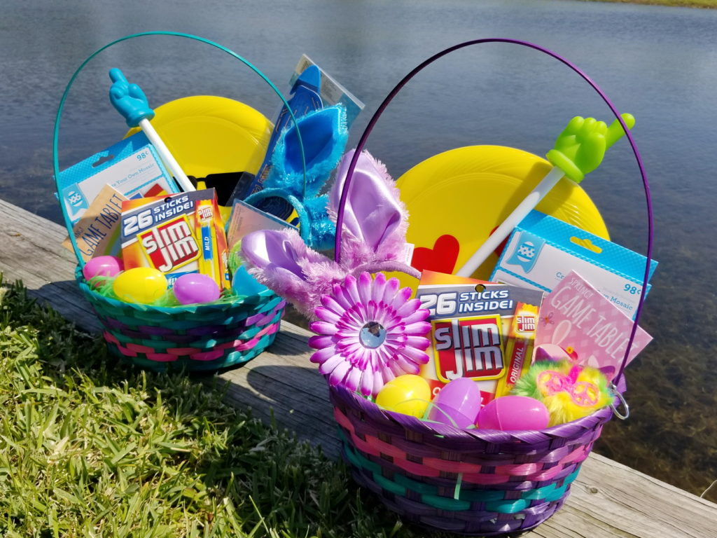 Easter Basket Creations