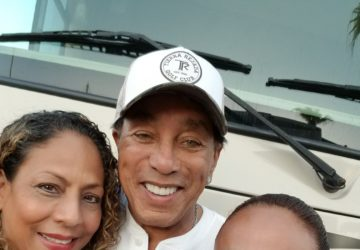 Leanette Fernandez, Sol and Smokey Robinson