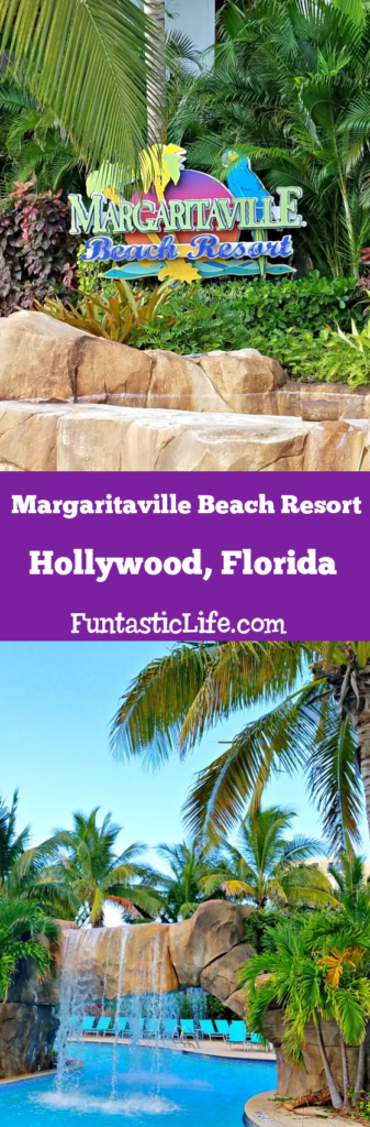 Margaritaville Beach Resort Pin