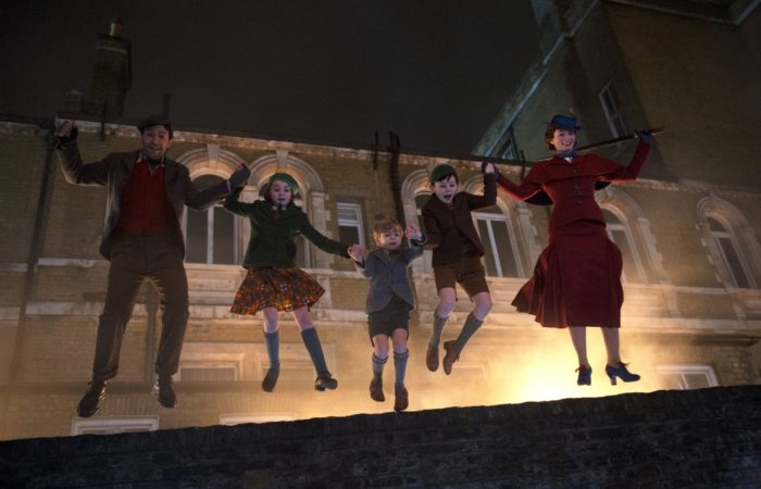 Mary Poppins Returns Trailer and Poster
