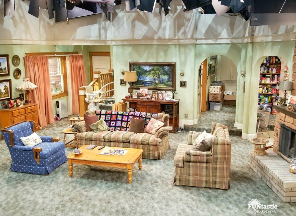 Roseanne Set - Living Room