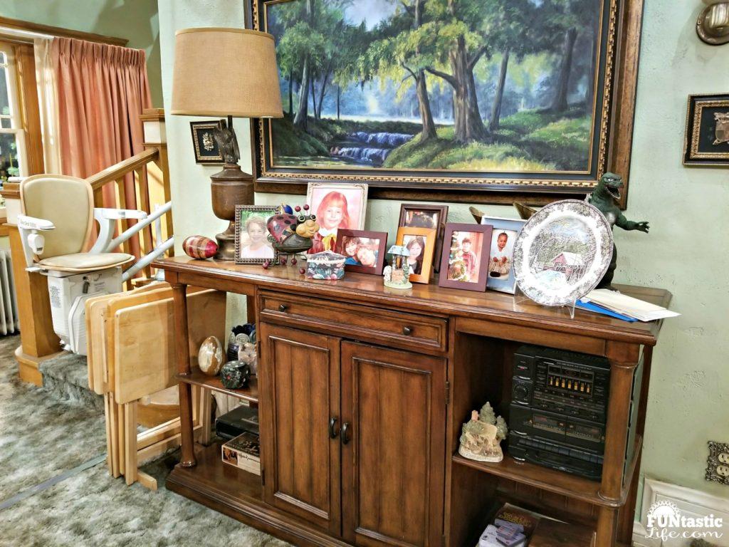 Roseanne Set - Living Room area