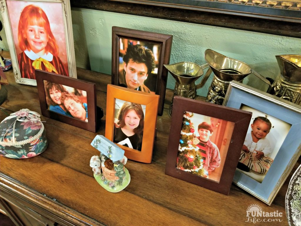 Roseanne Set Photo Frames