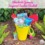 Sherlock Gnomes Inspired Easter Basket