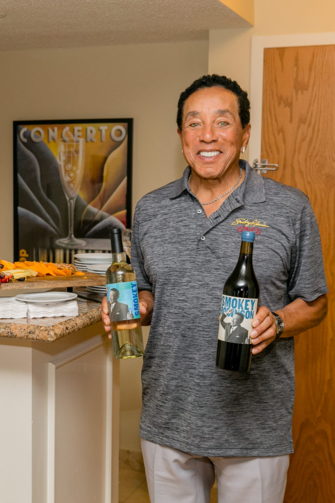 Smokey Robinson Wines