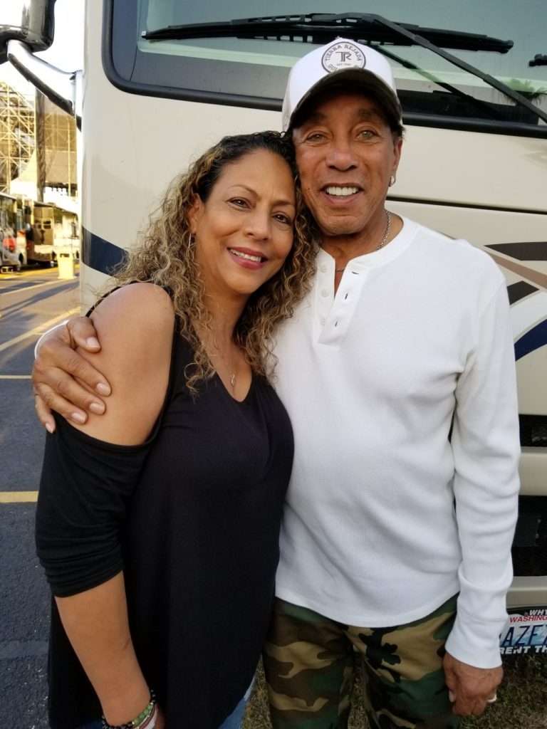 Smokey Robinson and Sol