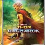 Thor: Ragnarok DVD Features & Scenes