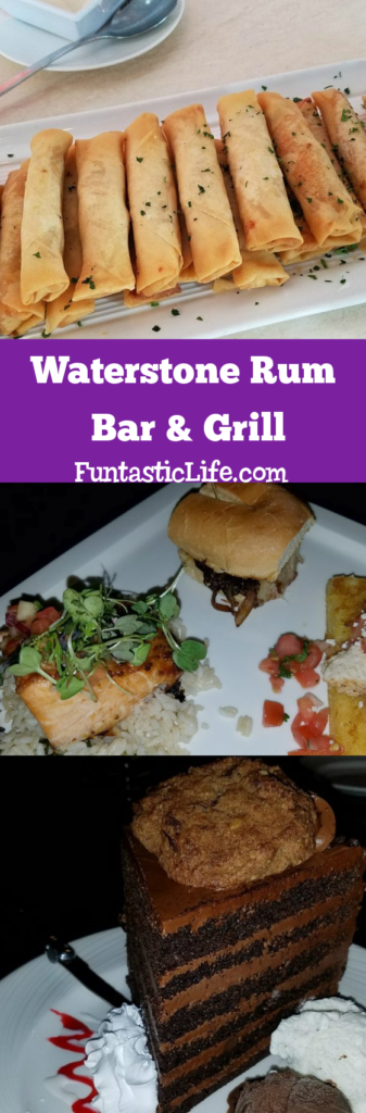 Waterstone Rum Bar & Grill