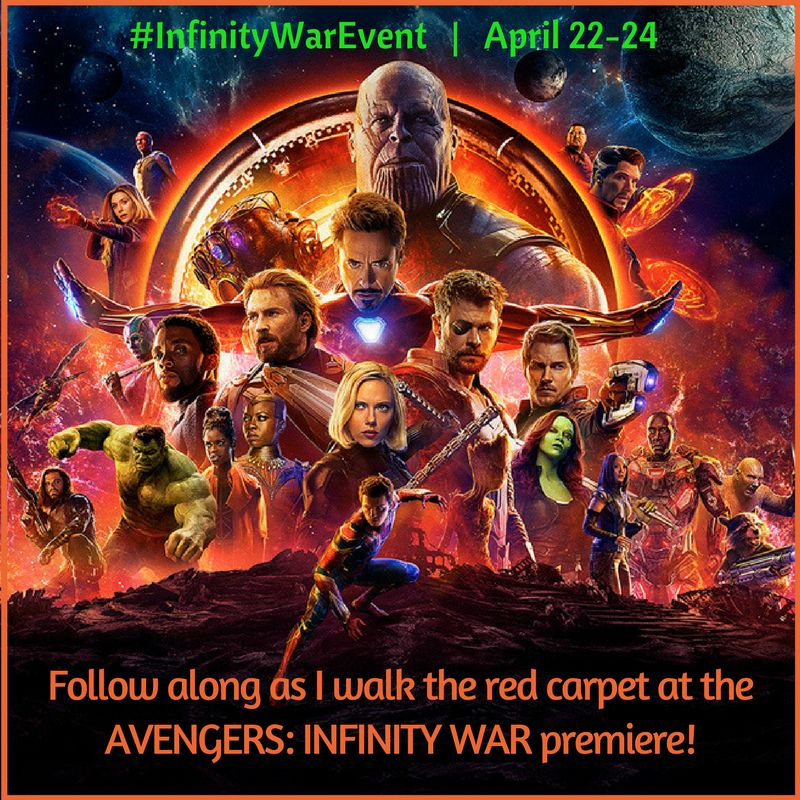 Avengers Infinity War Event Image
