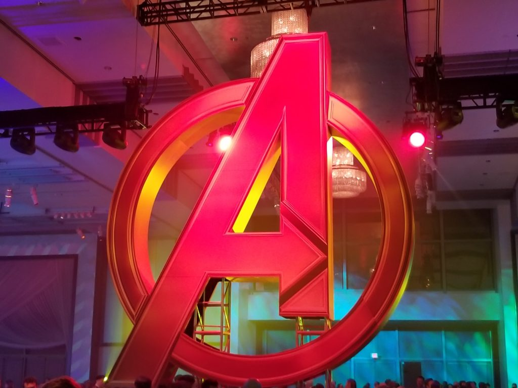 Avengers Infinity War World Premiere After Party