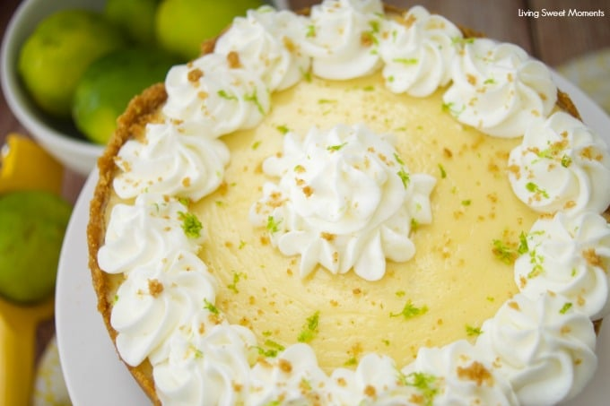Instant pot key lime pie recipe