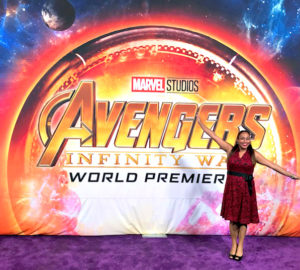 Avengers Infinity War World Premiere