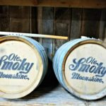The Ole Smoky Distillery in Gatlinburg, Tennessee