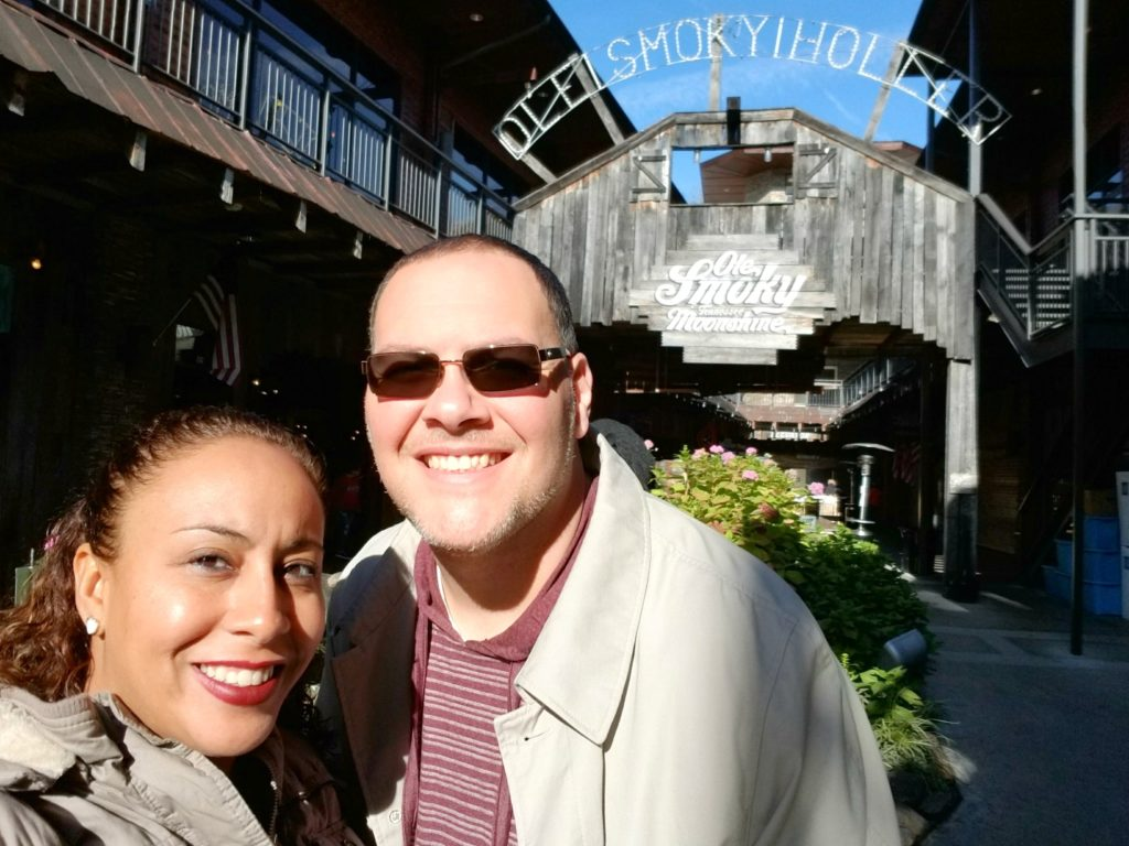 Visiting The Ole Smoky Moonshine Distillery in Gatlinburg, Tennessee