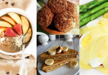 Mother's Day Breakfast & Brunch Recipes