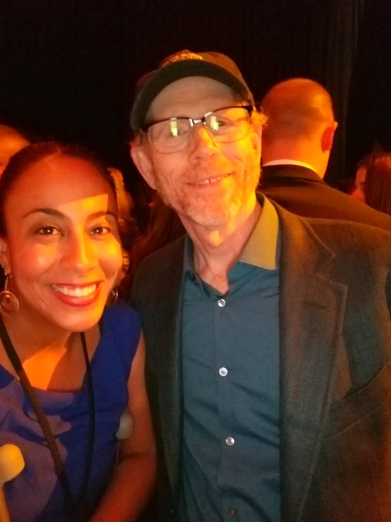 Ron Howard at the Solo A Star Wars Story World Premiere
