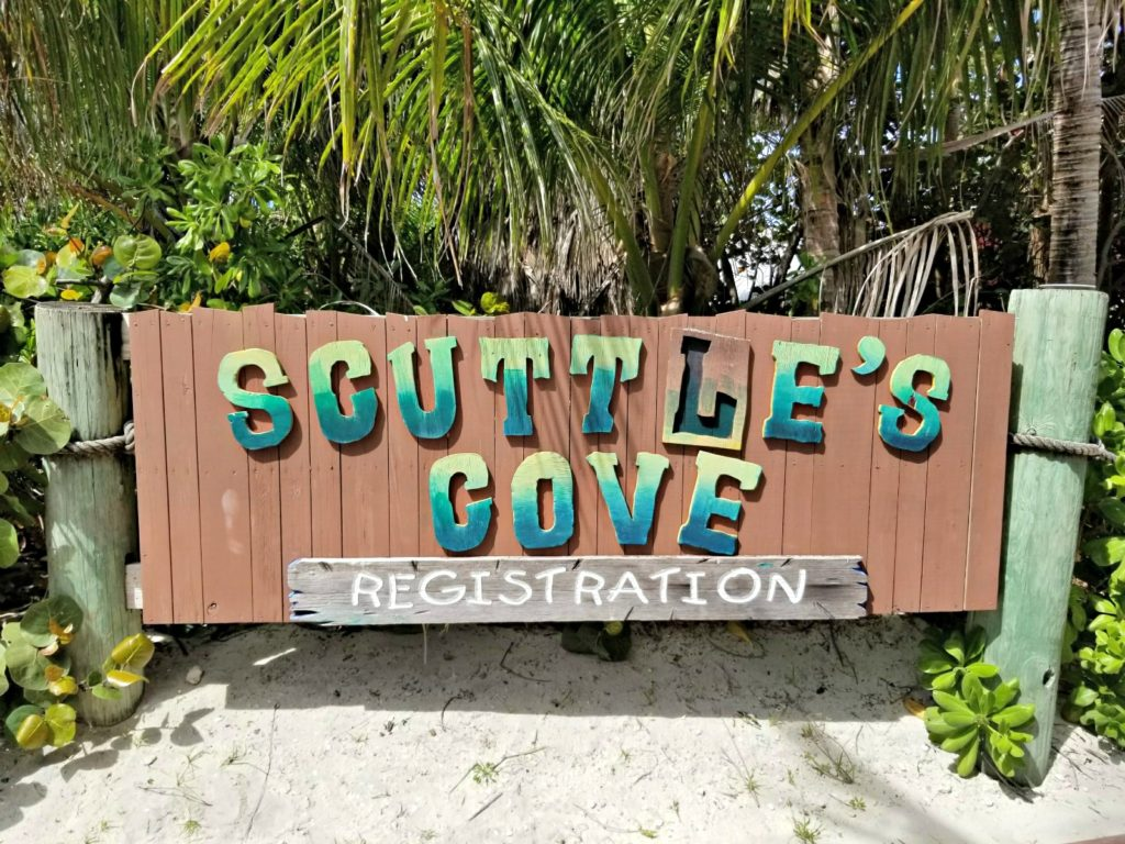 Scuttle's Cove