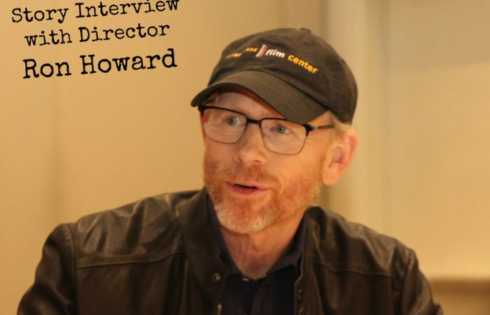 Solo: A Star Wars Story Interview with Director Ron Howard