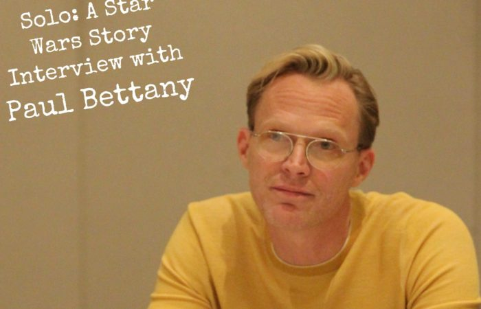 Paul Bettany (Dryden Vos in Solo: A Star Wars Story) Shares 7 Fun Facts