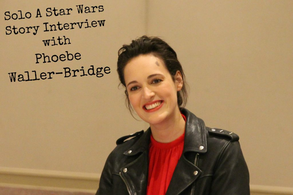 Phoebe Waller-Bridge