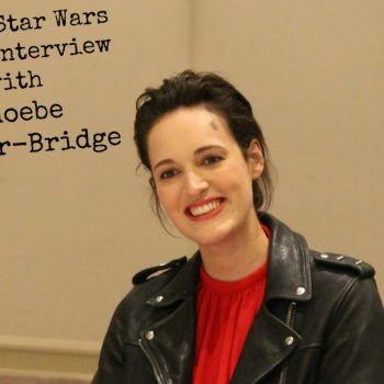 Solo: A Star Wars Story Interview with Phoebe Waller-Bridge (L3-37)