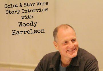 Woody Harrelson interview