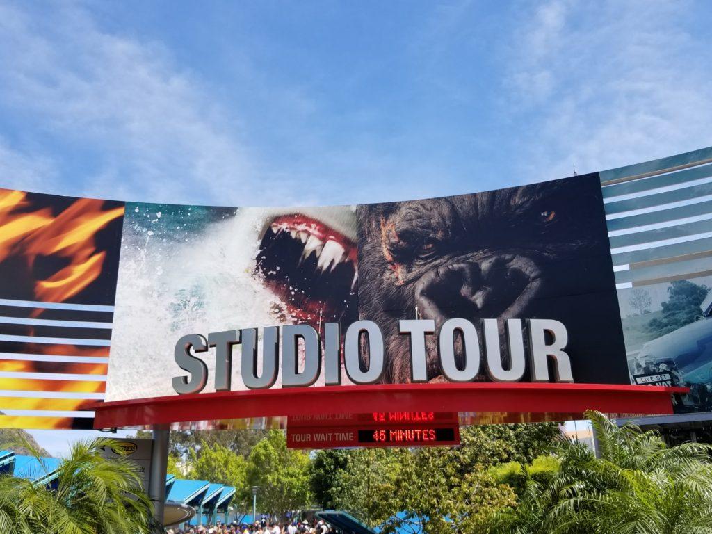 Universal Studios Hollywood Studio Tour