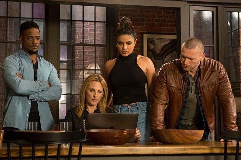quanitco season 3 cast