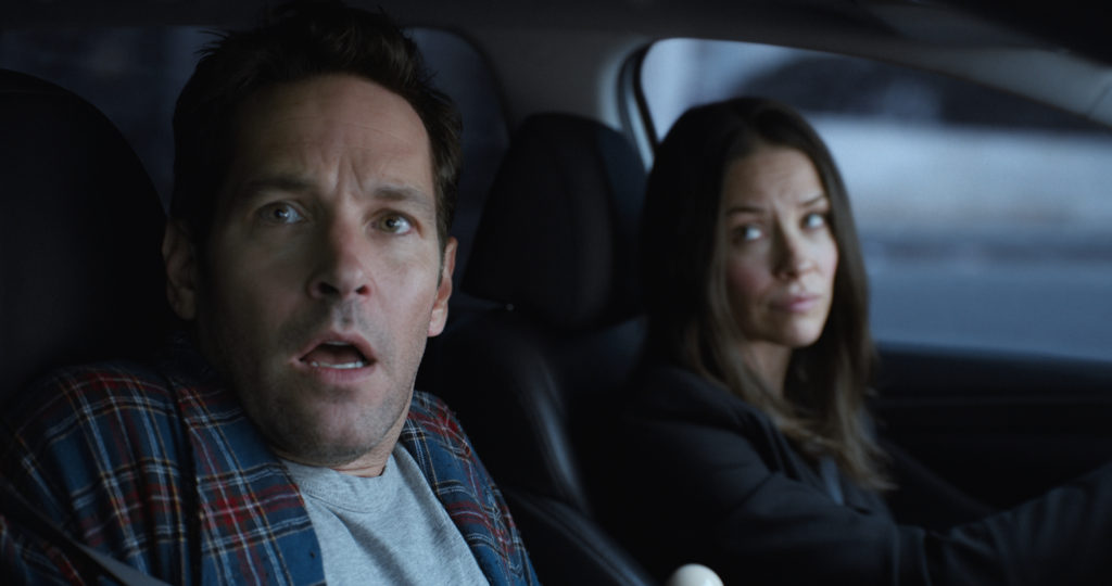 Ant-Man And The Wasp - Paul and Evangeline