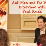 Exclusive Ant-Man and the Wasp Interview with Paul Rudd