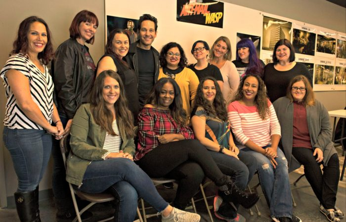 Exclusive Ant-Man And The Wasp Set Interview with Paul Rudd