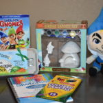 Sherlock Gnomes Inspired Fun