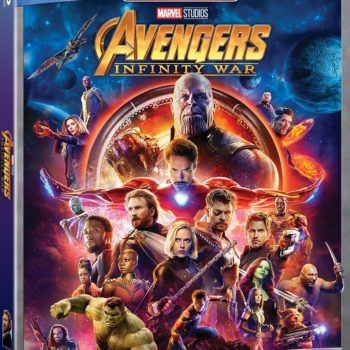 Complete List of Avengers: Infinity War Blu-ray Bonus Features