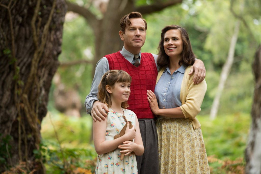 Christopher Robin Movie Cast Image