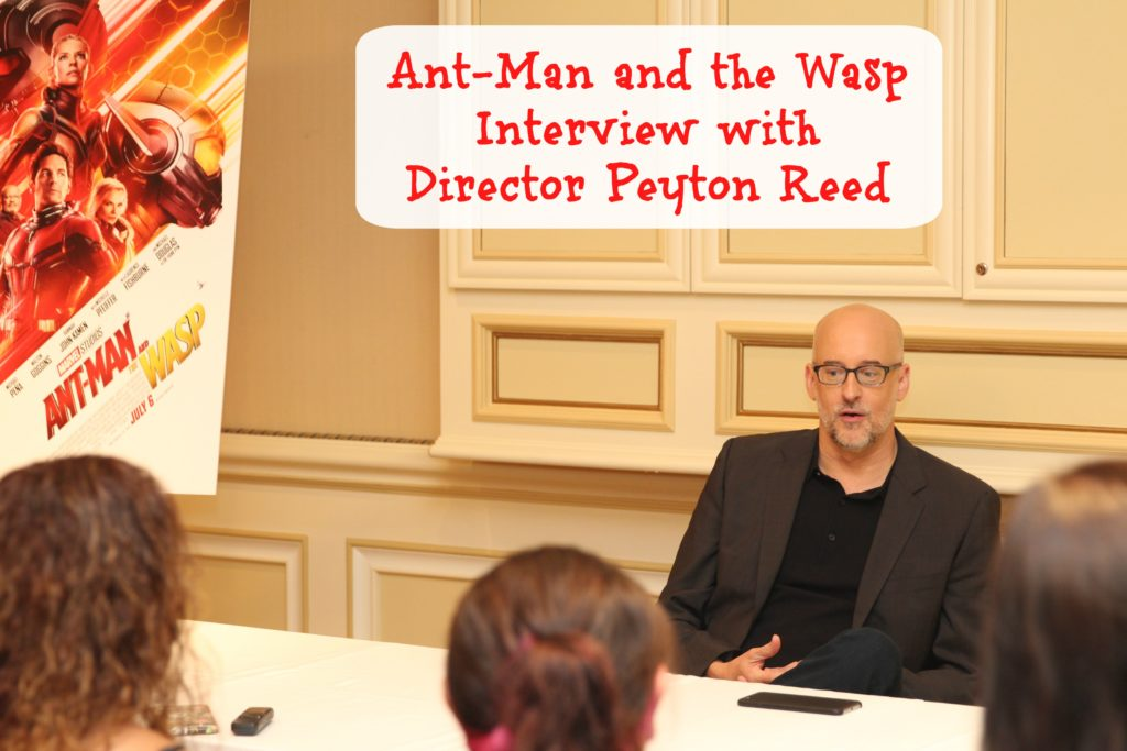 Peyton Reed interview
